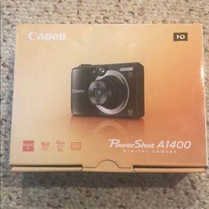 8706d459697b ... Canon Power Shot A1400 Digital Camera ...